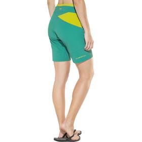 La Sportiva TX Short Femme, emerald/citronelle